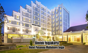 Bimtek Yogyakarta Hotel Pesonna Malioboro Jogja