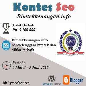 banner kontes seo bimtekkeuangan.info