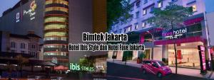 Bimtek Jakarta Hotel Ibis Style Hotel Vape
