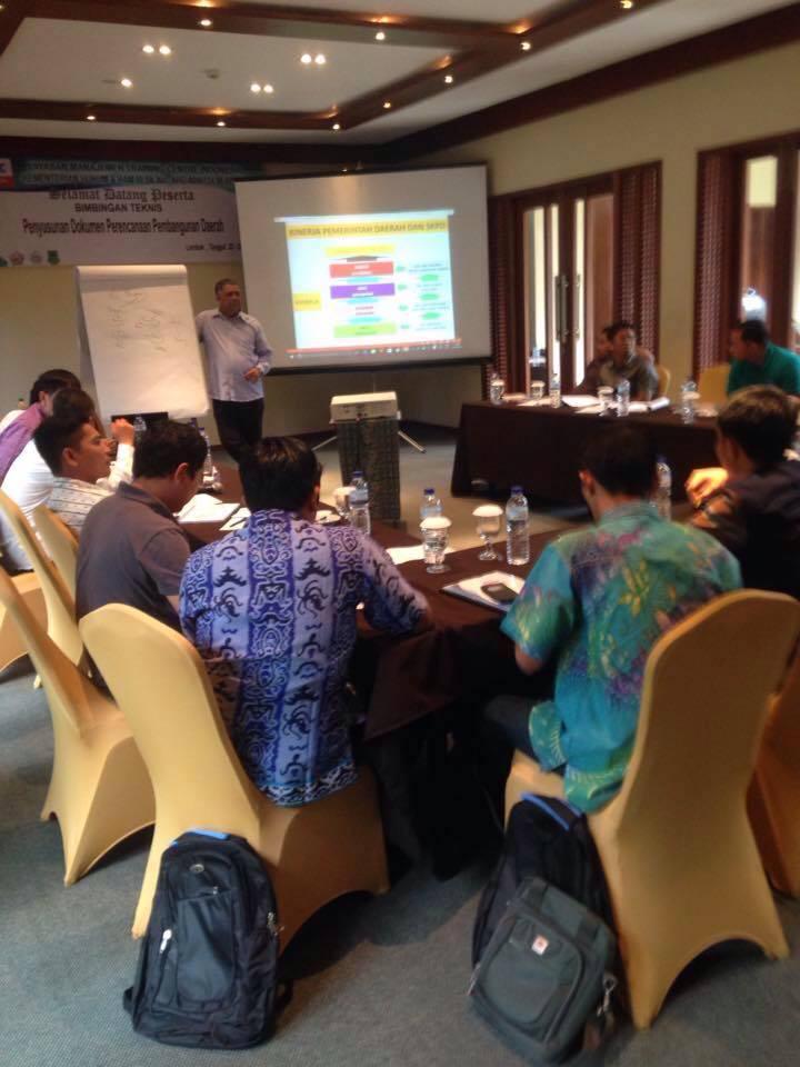 Bimtek Transparansi dan Akuntabilitas Pengelolaan Keuangan Daerah